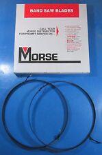 """Morse 2-8' 4"""" 3/8 25 10R HEF Band Saw Blade"""