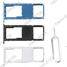 Single Sim Card Tray Micro Sd Holder For At&T Samsung Galaxy A11 Sm-A115U
