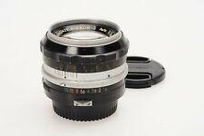 Nikon Nikkor Non-AI 50mm f1.4 S Nippon Kogaku Lens 50/1.4                   #429