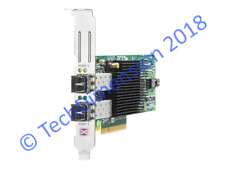 HP STORAGEWORKS 82E AJ763B Dual Port 8Gbps FC HBA 489193-001