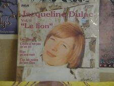 JACQUELINE DULAC, VOL 2 LE LION - CANADIAN LP PCS-4007
