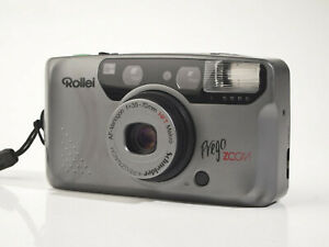 Rollei Prego Zoom - 35mm Camera - 35-70mm lens - fully working - exc.+