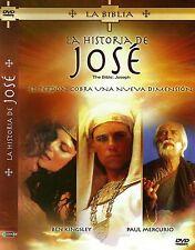 La Biblia Historia De José new dvd