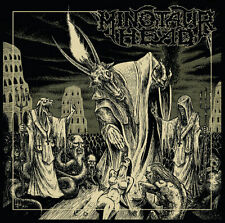 Minotaur Head-Minotaur Head-CD-DEATH METAL