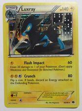 Luxray HOLO - 46/99 Black and White: Next Destinies - Rare Pokemon Card