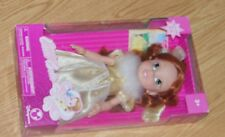 "Large 15"" tall  Disney's Little Petite BELLE Princess Bedtime Story DOLL New Box"