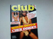 """REVUE ANGLAISE """"CLUB INTERNATIONAL""""  EROTIQUE VOLUME 11 NUMBER 11*"""
