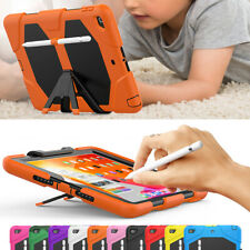 """Built-in Screen Protector with Stand Tablet Case For iPad 7th Generation 10.2"""""""