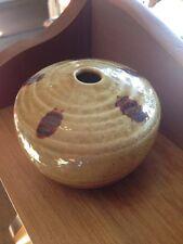 Vintage Mid Century Takahashi San Francisco Pottery Vase Made In Japan