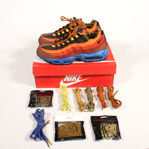 Nike Air Max 95 Premium Campfire Pack - Practically new + 10 EXTRAS! - US 10.5