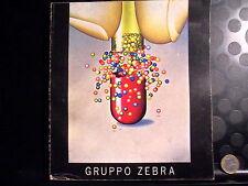 GRUPPO ZEBRA - ASMUS-BIEDERBICK-JACOB-NAGEL-ULLRICH - ROMA - VALLE GIULIA 1979