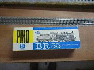 Steam loco piko br 55 3784 DR DC/Analogue