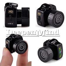 New Mini Smallest Camera Camcorder Recorder Video DVR Spy Hidden Pinhole Web cam