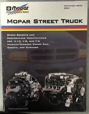 Mopar Street Truck Part Number: P5007522