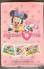 Minnie n Me Trading Card Sealed Box