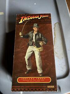 Sideshow Exclusive 1:6 Indiana Jones Raiders of the Lost Ark Figure NIB