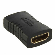 HDMI Female to Female Cable Extension Straight Adapter Converter Connector HDMI
