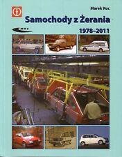 Book - FSO Polski Fiat Polonez 125 Polish Cars 1978-2011 - Samochody Zerania