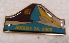 UPS United Parcel Service Challenge Air Cargo UPS Pinback