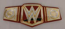 New listing Mattel WWE Wrestling Universal Title Replica Belt Toy Crowd/Match Sounds Tested