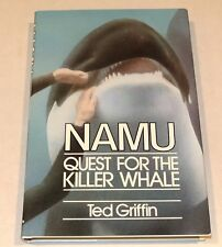 New Namu Quest For The Killer Whale Book Right Out Of Publishers Master Case