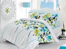 ORIGINAL Deluxe VALENTINI LIMITED tual turkus Conjunto De 3 piezas ropa de cama