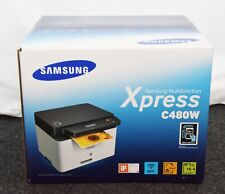 SAMSUNG Drucker Laser Farbe 3 in 1 Xpress C480W