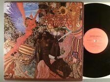 Santana  Abraxas   Fusion; Blues Rock; Psych   Poster