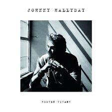 RESTER VIVANT-- JOHNNY HALLYDAY - Edition Ultra Limitée (CD + DVD + 45T + Objet-