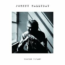 RESTER VIVANT JOHNNY HALLYDAY - Edition Ultra Limitée (cd)
