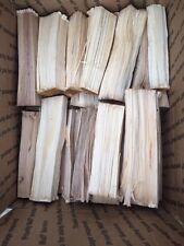 Sugar Maple Smoker Wood Chunks (8lbs) Fresh from the Farm Priority Shipping