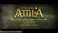 Total War: Attila-celtas cultura Pack DLC [PC/Linux] tecla de vapor