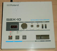 ROLAND SBX-10 SYNC BOX TR-909 TR-808 TB-303 TR-606 MC-202