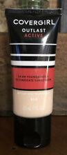 Covergirl Outlast Active 24 HR Foundation + Sunscreen ~ 800 Fair Ivory