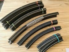 More details for various hornby curved track