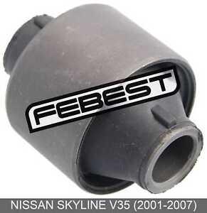 Arm Bushing Front Lower Arm For Nissan Skyline V35 (2001-2007)