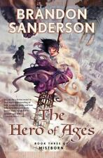 The Hero of Ages (Mistborn, Book 3), Brandon Sanderson, Good Book
