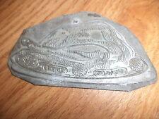 VINTAGE LASTRA Card Making tacchino arrosto design