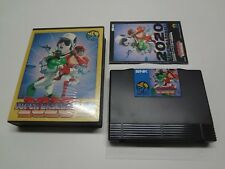2020 Super Baseball SNK Neo-Geo AES Japan VGOOD