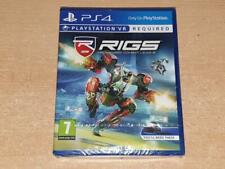 RIGS Mechanised Combat League PS4 Playstation 4 (VR Required) **NEW & SEALED**