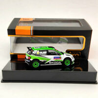 IXO Skoda Fabia R5 #41 Rally Finland 2018 RAC684 Limited Edition Collection 1:43