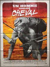 Affiche UN HOMME NOMME CHEVAL A man called horse RICHARD HARRIS 120x160cm *