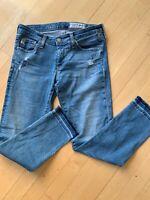 AG Stilt Crop Jeans 26 LG31