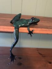 Tim Cotterill Frogman Bronze Frog BF11 Leg Over Small 1993