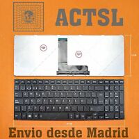 NEW FOR Toshiba Satellite C50D-B KEYBOARD Spanish Teclado Frame