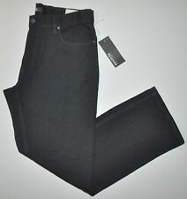 NEW Kenneth Cole Reaction Epoch Dark Gray Lightweight Twill Jeans Pants 34 X 30