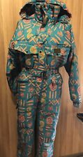VINTAGE KIOMA   Ski Suit   ALL IN ONE  SIZE    S