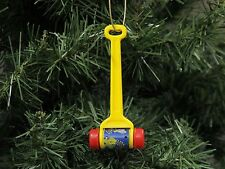 Fisher Price Melody Push Chime Christmas Ornament