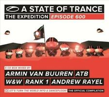 VARIOUS ARTISTS - A STATE OF TRANCE 600 NEW CD