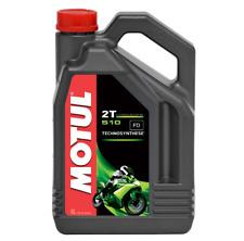 4 Liter MOTUL 510 2T API TC, JASO MA, ISO-L-EGD